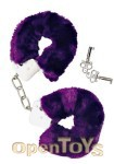 Handcuffs purple (Bad Kitty)