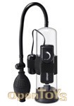 Beginners Vibrating Pump - Black (Pipedream - Pump Worx)