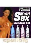 Secura Multi-Sex Kondom-Set - 24er Pack (Secura)