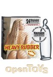Secura Kondome - Heavy Rubber - Extra Dick - 24er Pack (Secura)