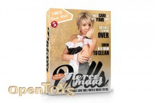 Fierce Maid 2.0 - Inflatable Love Doll with 3 Holes